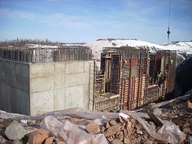 Hammerlund Construction Concrete Services Mass