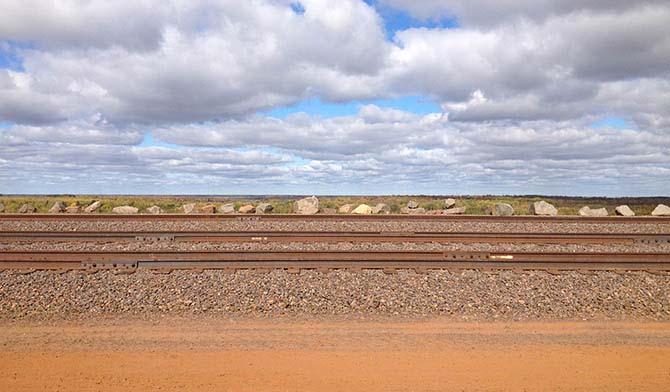 Hammerlund Construction Railroad Construction